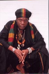 Jamaican dubpoet, Mutabaruka. Photo Credit: SparksofDissent.blogspot.com
