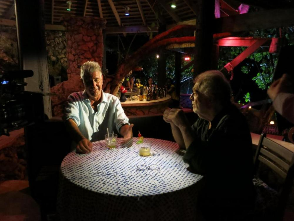 Anthony Bourdain's Take on Jamaica (2/5)