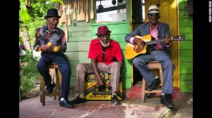 Jolly Boys play Mento  in Port Antonio. CNN's Path Unknown.  Photo Credit - CNN.com