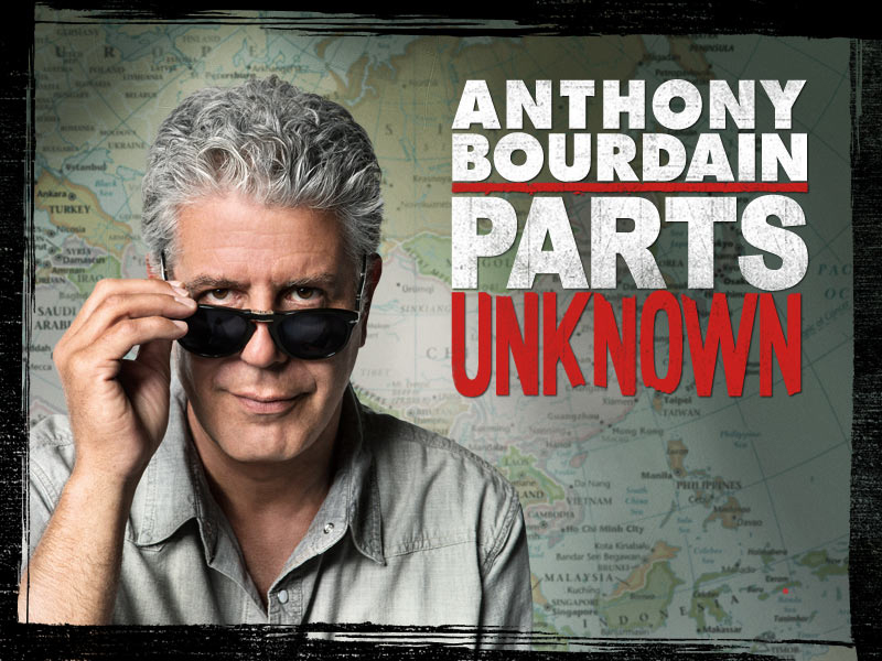 Anthony Bourdain's Take on Jamaica (1/5)