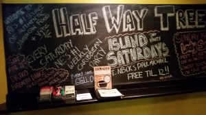 Saturday nights at Half Way Tree is dedicated to live performance and club music.
